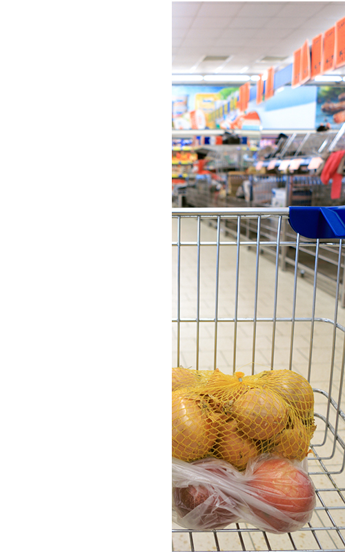 supermarkt gutschein